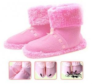 USB暖腳靴電暖熱鞋