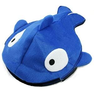 USB鯨魚暖手滑鼠墊
