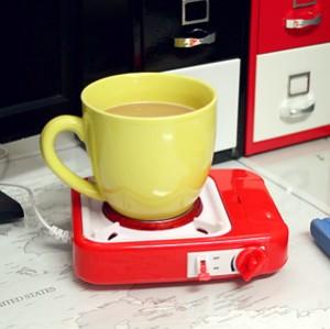 瓦斯爐USB保溫碟