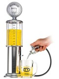 夏日補給站加油站飲料機