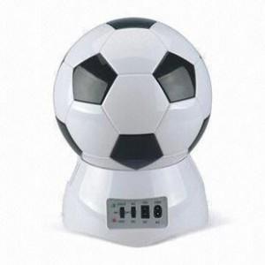 足球冷熱小冰箱4L(車家兩用)