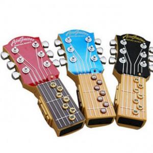 風靡日本 Air guitar 炫酷空氣吉他
