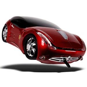 法拉利跑車滑鼠
